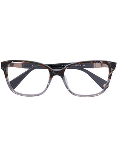 прямоугольные очки Balmain