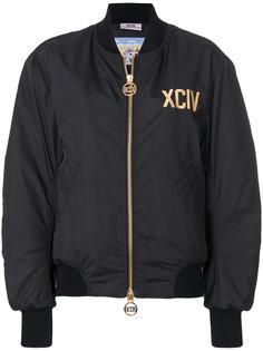 куртка-бомбер на молнии  Gcds