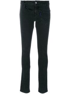 джинсы с бахромой  Filles A Papa