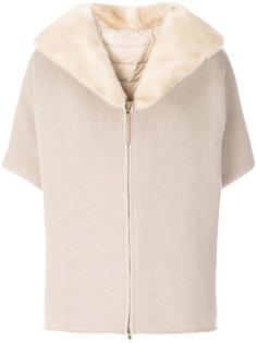 куртка с короткими рукавами Fabiana Filippi