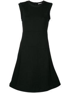 расклешенное платье-водолазка  Dorothee Schumacher