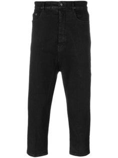 укороченные джинсы Rick Owens DRKSHDW