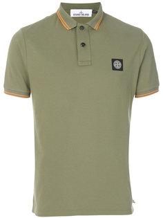 футболка-поло с короткими рукавами Stone Island