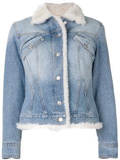 джинсовая куртка  Alexander McQueen