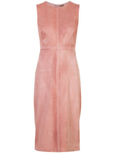 fitted dress Adam Lippes
