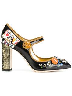 туфли-лодочки Bellucci Dolce & Gabbana