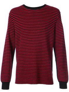 свитер в полоску Ovadia & Sons