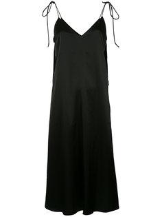 платье с запахом  Le Ciel Bleu