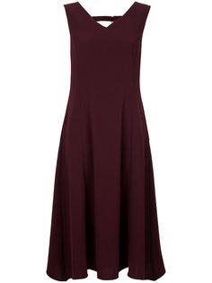 платье с V-образным вырезом  Le Ciel Bleu
