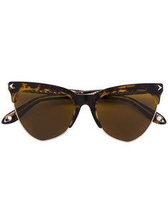 солнцезащитные очки в оправе кошачий глаз Givenchy Eyewear