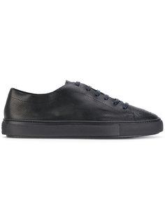 кроссовки на шнуровке Fratelli Rossetti