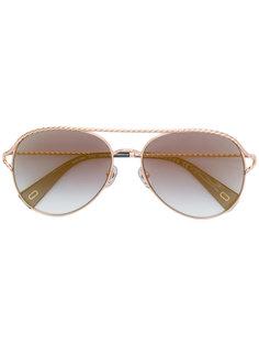 солнцезащитные очки-авиаторы Marc Jacobs Eyewear
