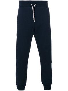 классические спортивные брюки Moncler Gamme Bleu