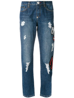 джинсы Love Lips Philipp Plein