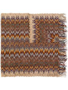 шарф с принтом пейсли Missoni