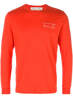 long sleeve pullover  Martine Rose