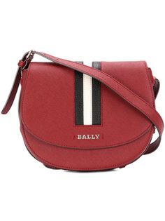 сумка на плечо с отделкой Bally