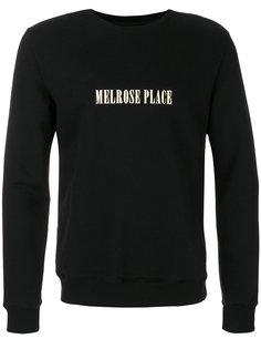 толстовка Melrose Place A.P.C.