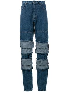 джинсы с отворотами  Y / Project