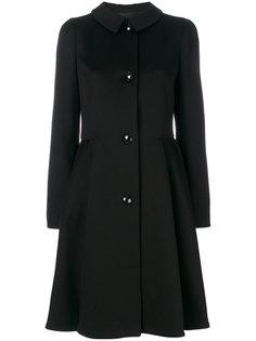 расклешенное пальто  Armani Collezioni