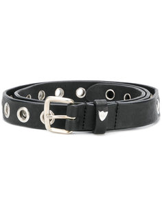 eyelet buckle belt Htc Hollywood Trading Company