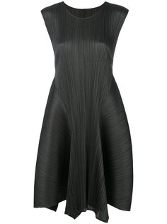 платье плиссе без рукавов  Pleats Please By Issey Miyake