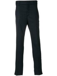 брюки кроя слим Stella McCartney