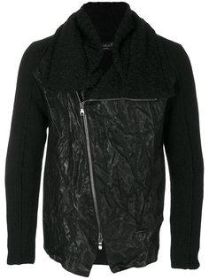 куртка с контрастным дизайном Transit