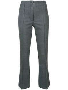 high waisted tailored trousers Helmut Lang