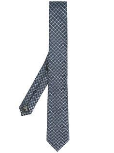 жаккардовый галстук Z Zegna