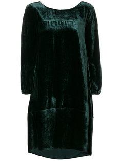 платье миди с вырезом лодочкой  Aspesi