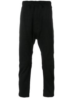 укороченные брюки с заниженной проймой Junya Watanabe Comme Des Garçons Man