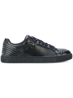 embossed low-top trainers Versace Jeans