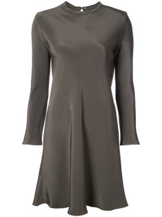 long sleeve midi dress Peter Cohen