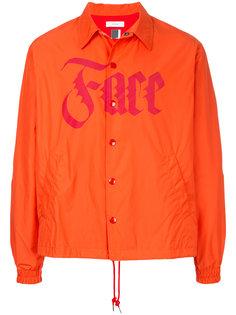 куртка с принтом Face Facetasm