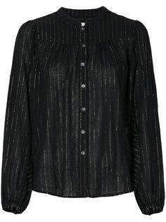блузка с металлическими полосками Closed