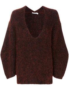 свободный свитер  T By Alexander Wang