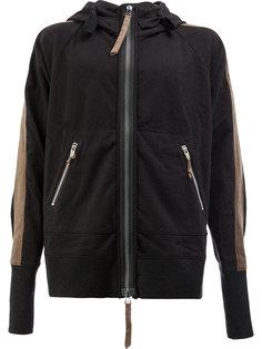 куртка с капюшоном Ziggy Chen