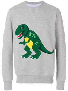толстовка с динозавром Lc23
