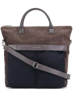 сумка-тоут с панельным дизайном Want Les Essentiels De La Vie