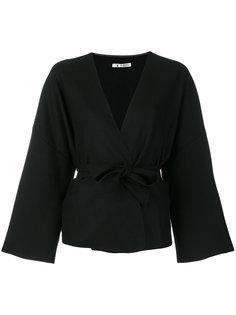 приталенный пиджак с поясом  Barena
