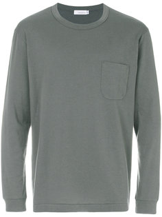 chest pocket sweatshirt The North Face
