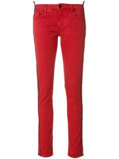 эластичные джинсы скинни Off-White