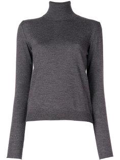 свитер-водолазка в рубчик  Pierantoniogaspari