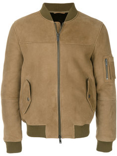 zipped bomber jacket Desa 1972