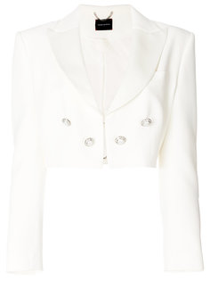 двубортная укороченная куртка  Magda Butrym
