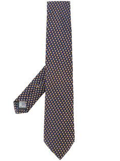 галстук с принтом Canali