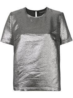 футболка мешковатого кроя Erika Cavallini