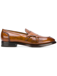 low-heel loafers Silvano Sassetti
