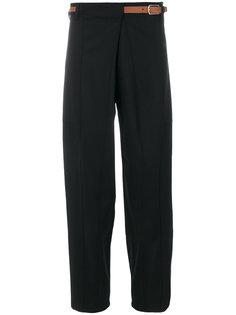 свободные строгие брюки  Barena